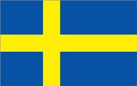 Flag of Sweden and their handling of Coronavirus lockdown