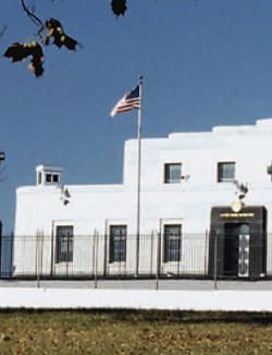 U.S. Bullion Depository at Fort Knox