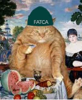 Beware the Fat Cat!