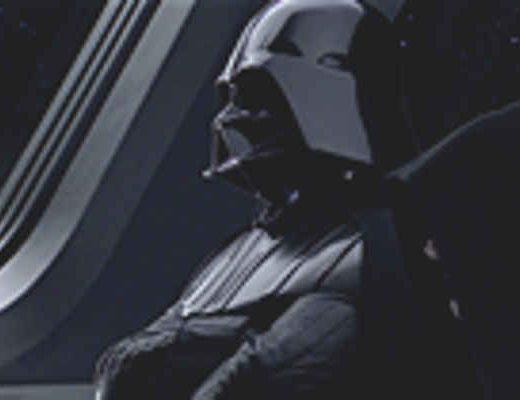 Darth Vader represents evil